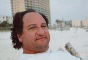 Glenn on Fla beach